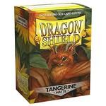 Dragon Shield Dragon Shield Matte Tangerine 100ct