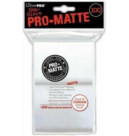 Ultra Pro Ultra Pro Sleeves Matte White 100ct