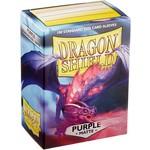 Dragon Shield Dragon Shield Matte Purple 100ct