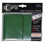 Ultra Pro Ultra Pro Eclipse Pro Matte Forest Green 100ct