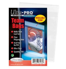 Ultra Pro Ultra Pro Team Bags 100ct