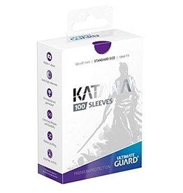 Ultimate Guard Ultimate Guard Katana Sleeves Purple 100ct