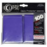 Ultra Pro Ultra Pro Eclipse Pro Matte Royal Purple 100ct