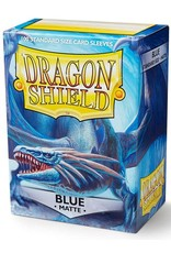 Dragon Shield Dragon Shield Matte Blue 100ct