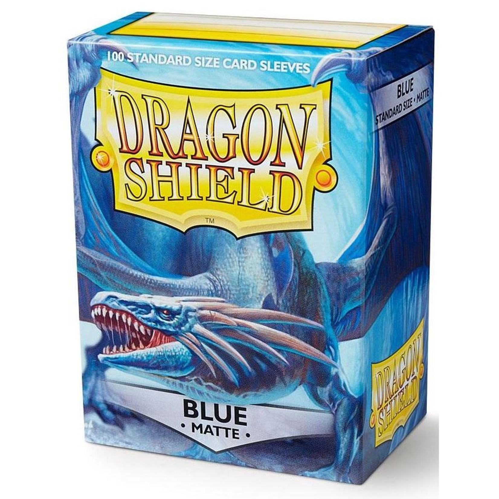 Dragon Shield Dragon Shield Matte Blue 100ct