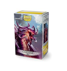 Dragon Shield Dragon Shield Art  Carnax 100ct