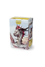 Dragon Shield Dragon Shield Art  Qoll 100ct