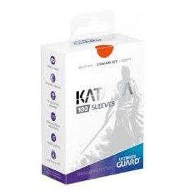 Ultimate Guard Ultimate Guard Katana Sleeves Orange 100ct