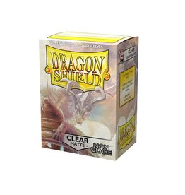 Dragon Shield Dragon Shield Matte Non-Glare Clear 100ct