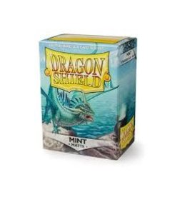 Dragon Shield Dragon Shield Matte Mint 100ct