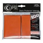 Ultra Pro Ultra Pro Eclipse Pro Matte Pumpkin Orange 100ct