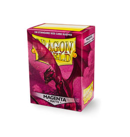 Dragon Shield Dragon Shield Matte Magenta 100ct