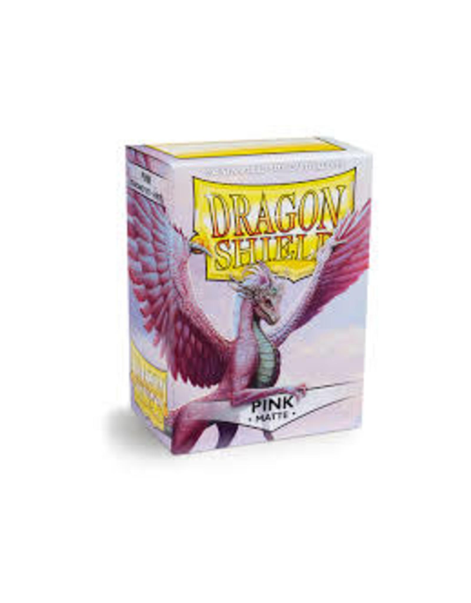 Dragon Shield Dragon Shield Matte Pink 100ct