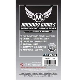 Mayday Games Mayday Tarot Board Game Sleeves 50ct