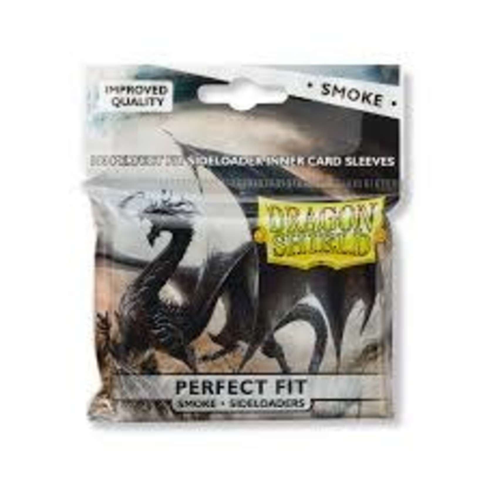 Dragon Shield Perfect Fit Smoke Side-loading 100ct