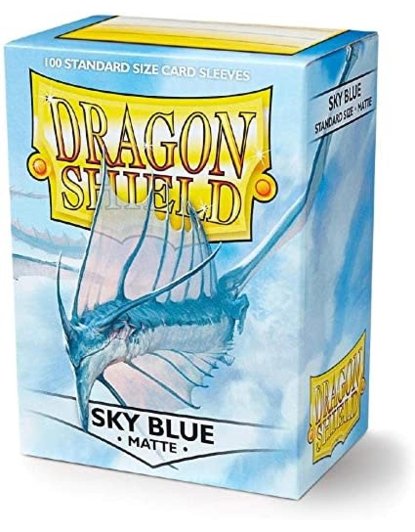 Dragon Shield Dragon Shield Matte Sky Blue 100ct