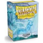 Dragon Shield Dragon Shield Matte Clear 100ct