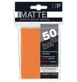 Ultra Pro Ultra Pro Sleeves Matte Orange 50ct