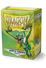 Dragon Shield Dragon Shield Matte Apple Green 100ct