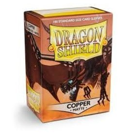 Dragon Shield Dragon Shield Matte Copper 100ct
