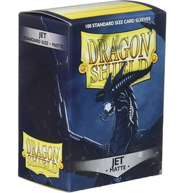 Dragon Shield Dragon Shield Matte Jet 100ct