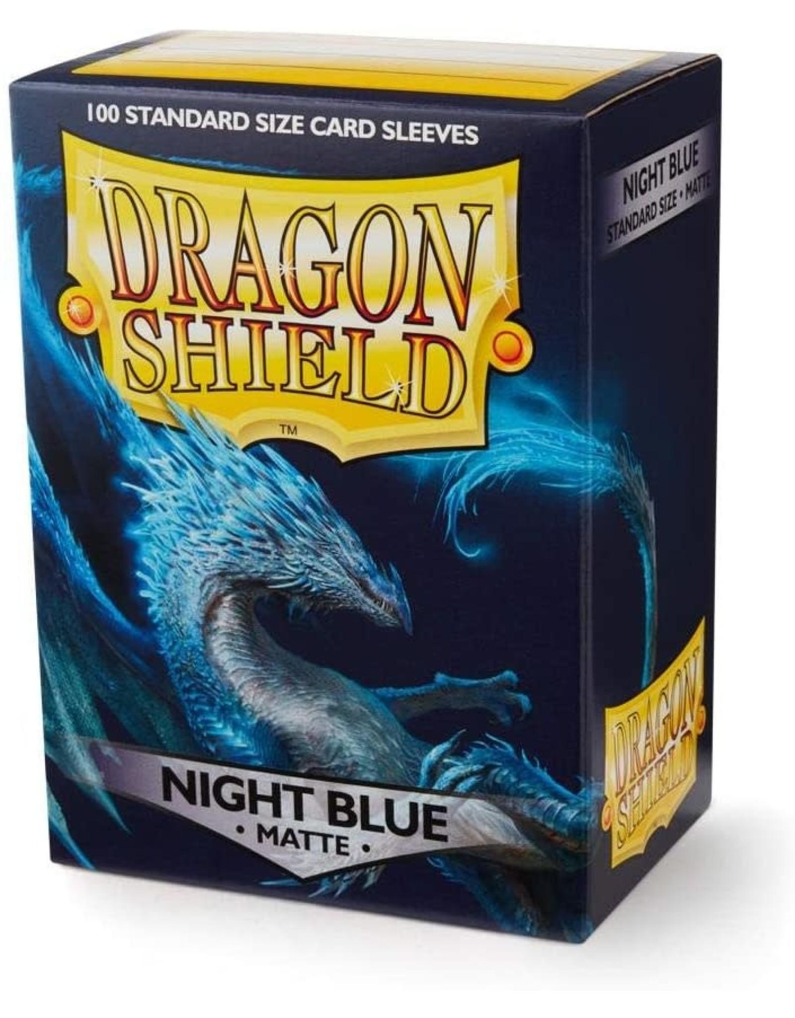 Dragon Shield Dragon Shield Matte Night Blue 100ct
