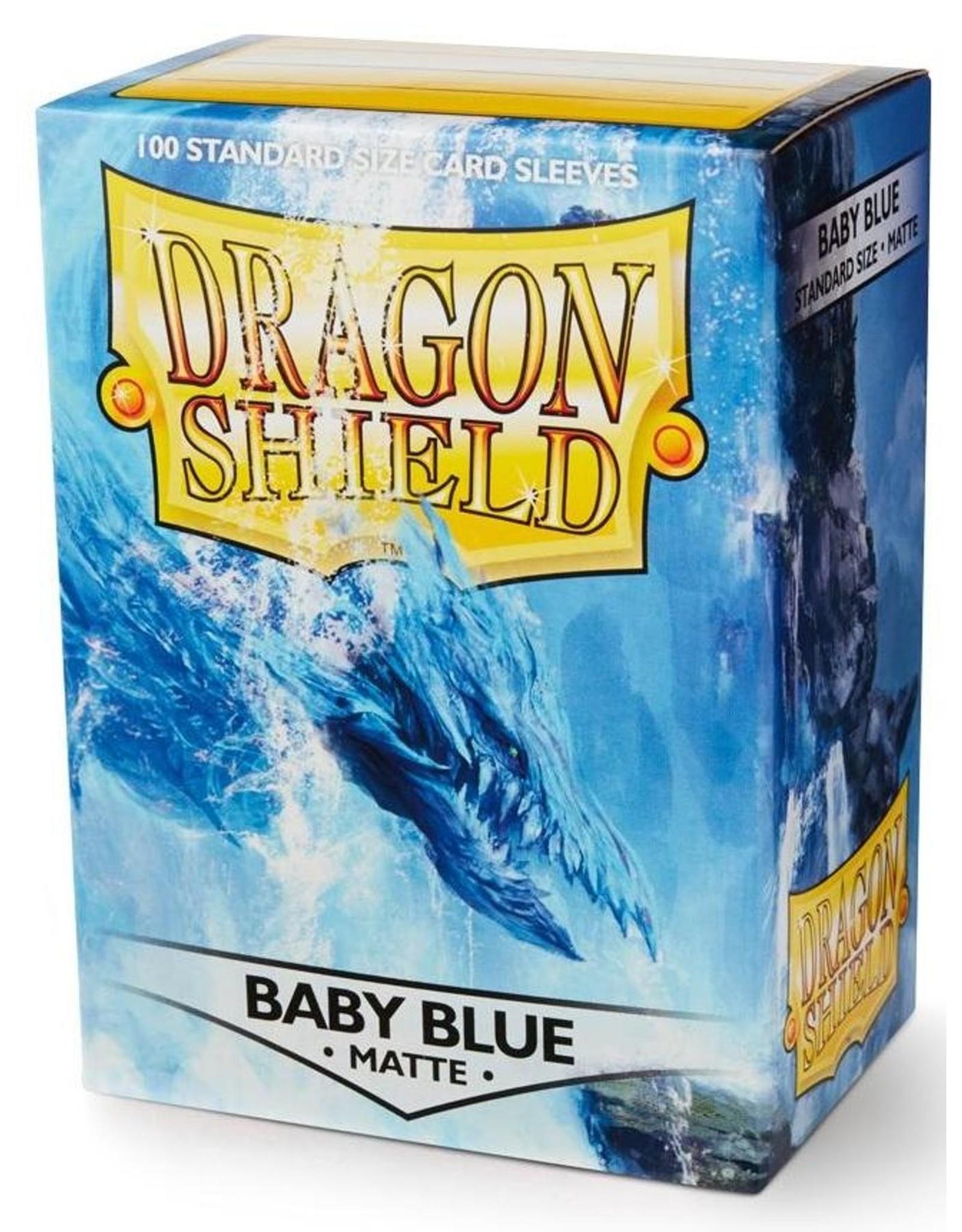 Dragon Shield Dragon Shield Matte Baby Blue 100ct