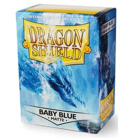 Dragon Shield Dragon Shield Matte Baby Blue 100ct
