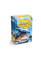 Dragon Shield Dragon Shield Matte Sapphire 100ct