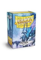 Dragon Shield Dragon Shield Matte Petrol 100ct
