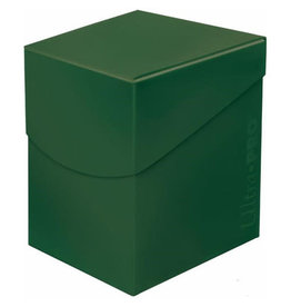Ultra Pro Ultra Pro Eclipse Deck Box Forest Green 100ct