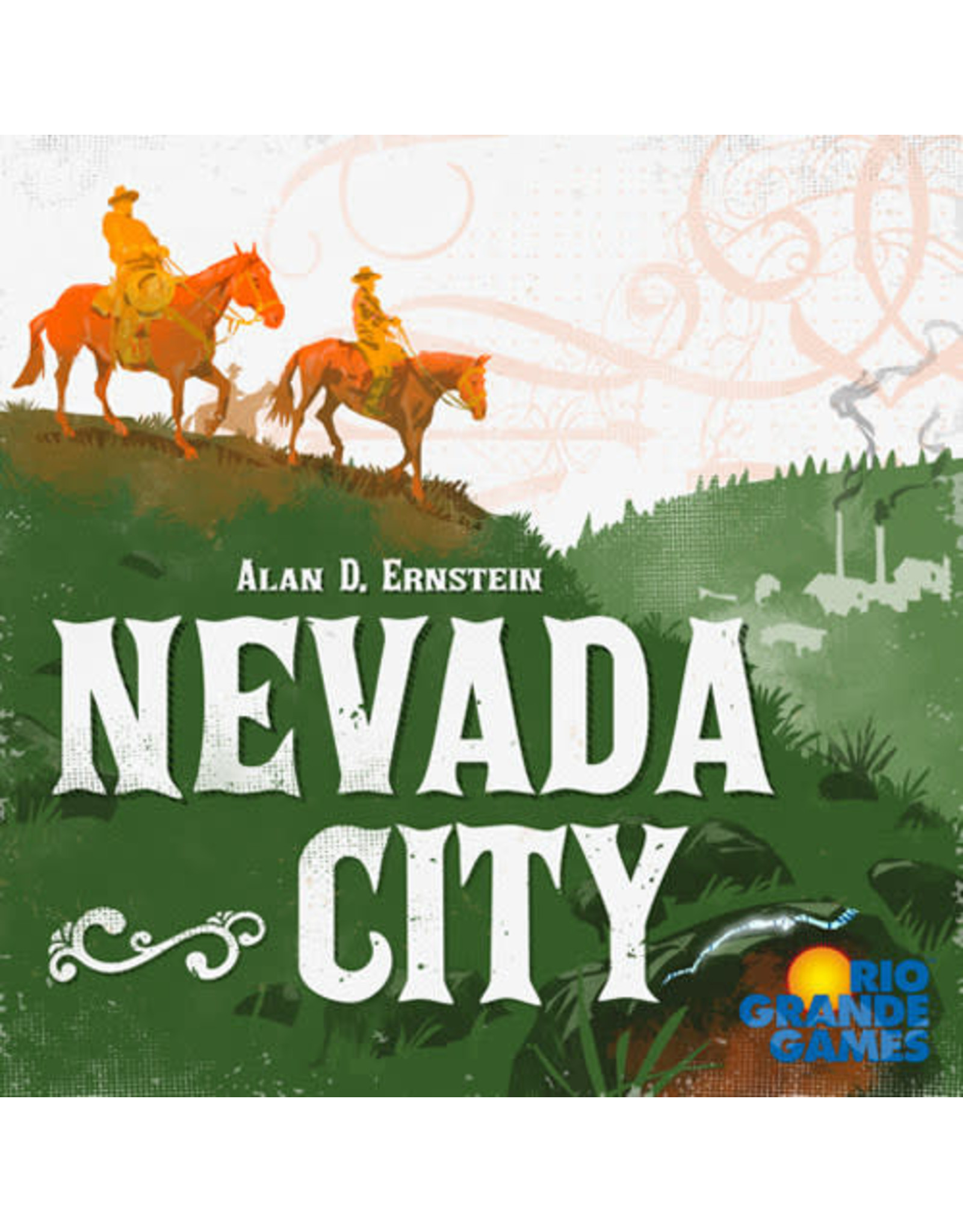 Nevada City Board Game