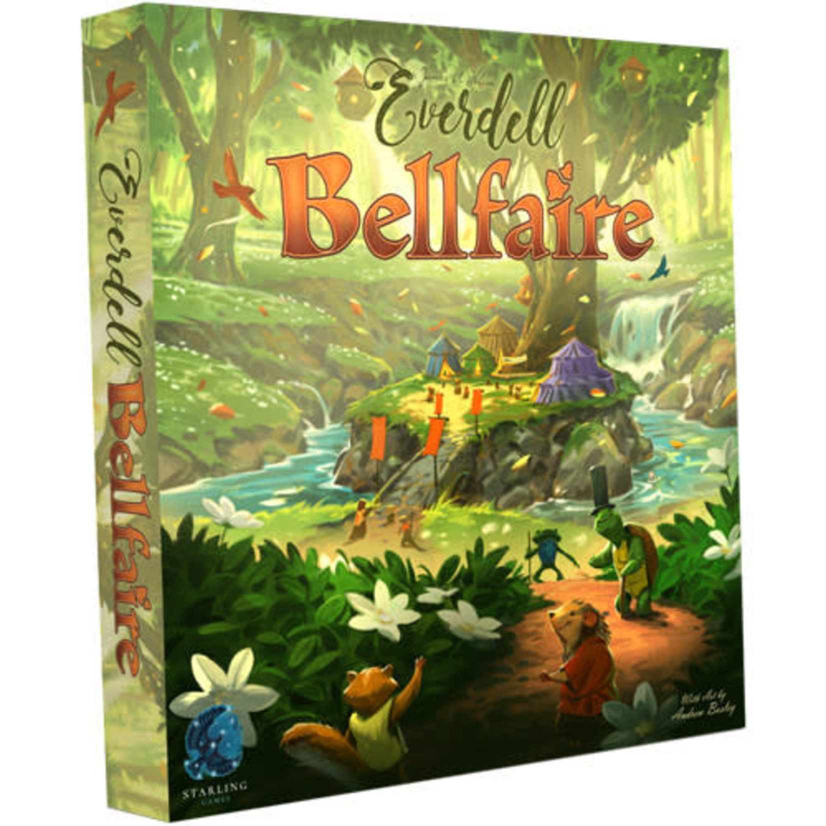 Everdell Bellaire Expansion
