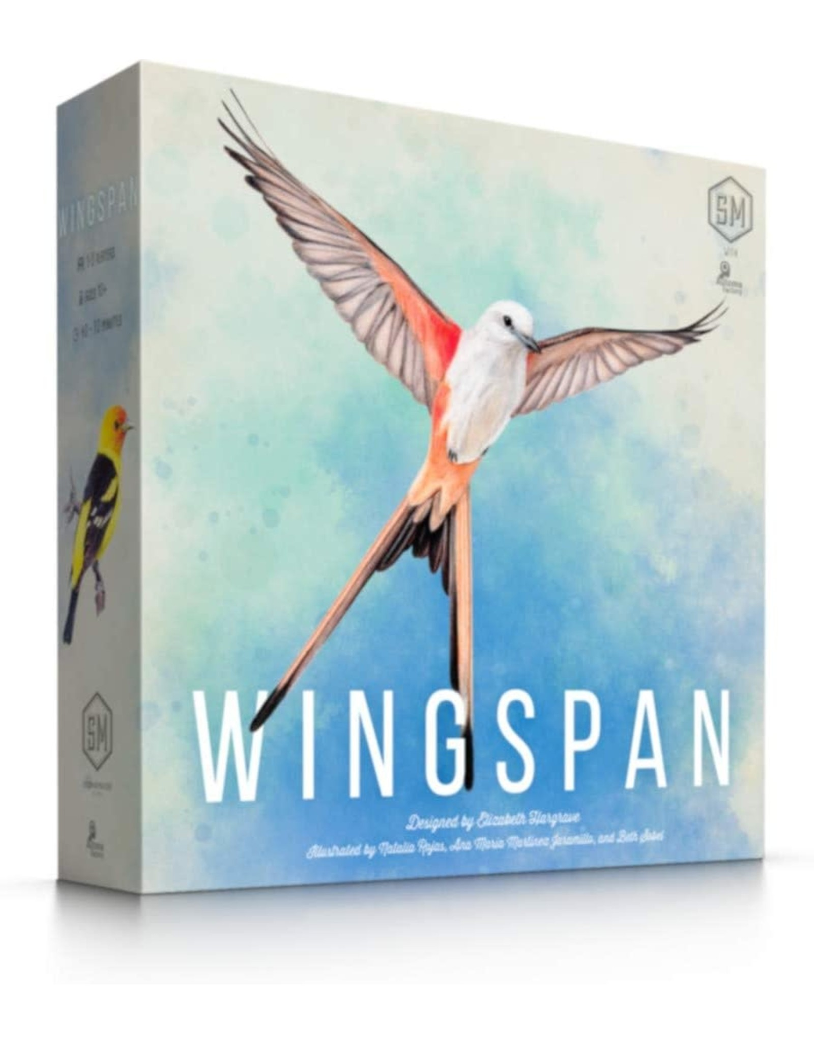 Wingspan Board Game + Swift-Start Pack