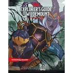 Wizards of the Coast D&D 5e Explorer's Guide to Wildemount