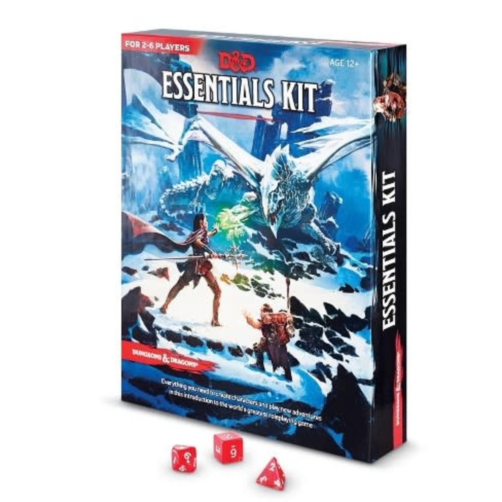 Wizards of the Coast D&D 5e Essentials Kit