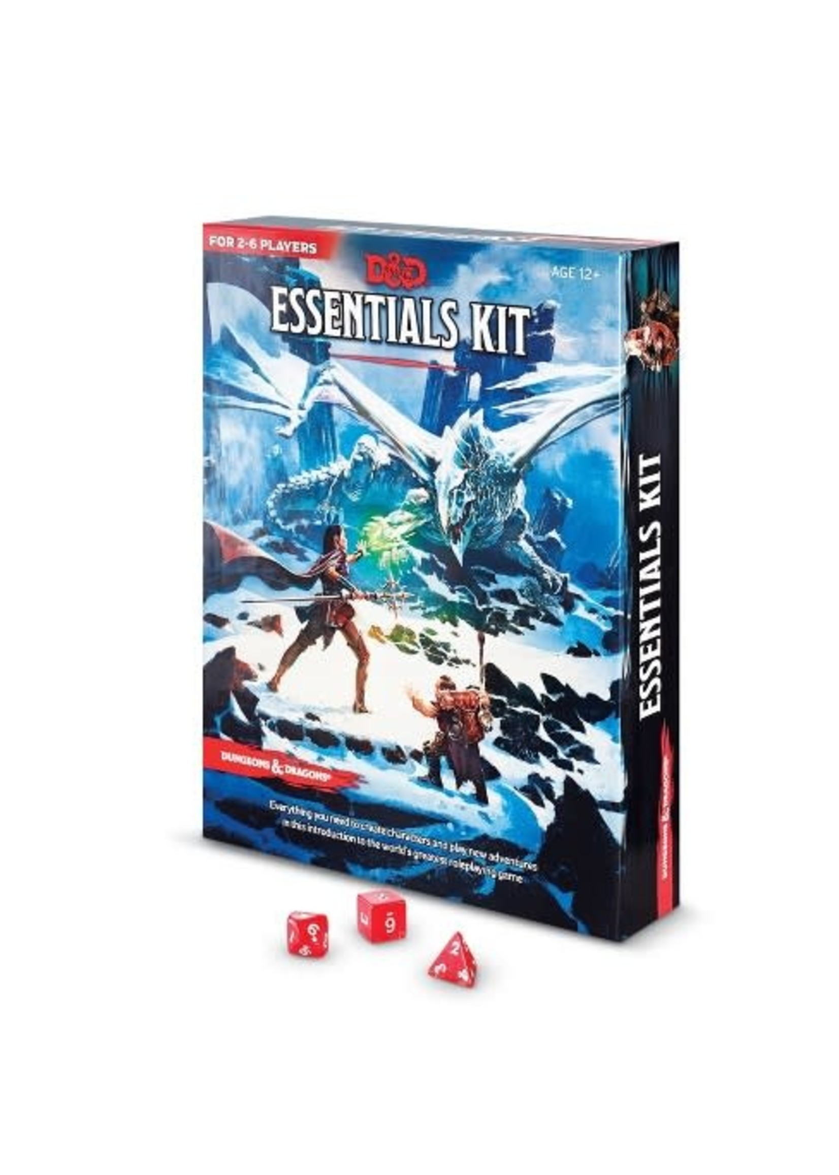 Wizards of the Coast D&D 5e Essentials Kit