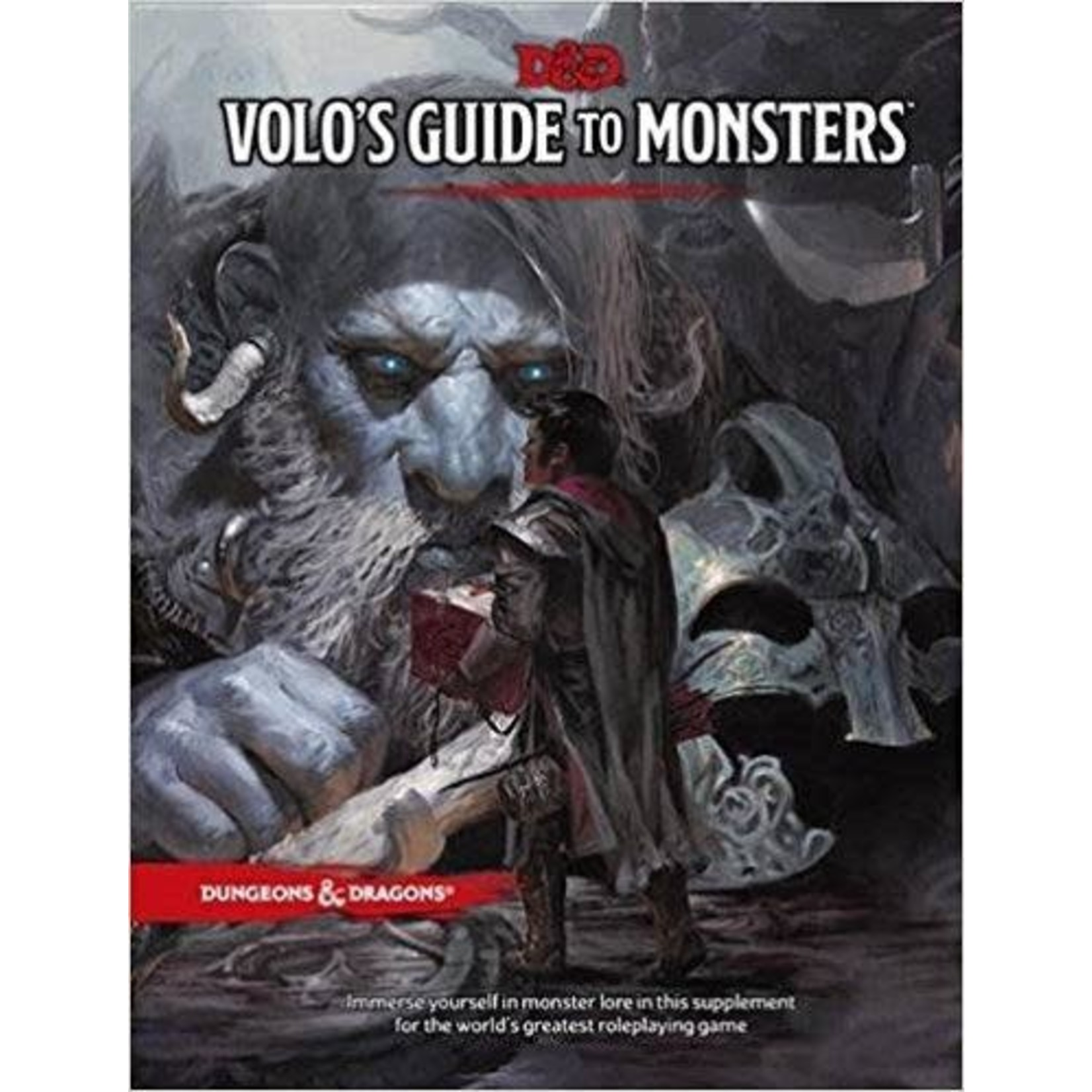 Wizards of the Coast D&D 5e Volo's Guide to Monsters