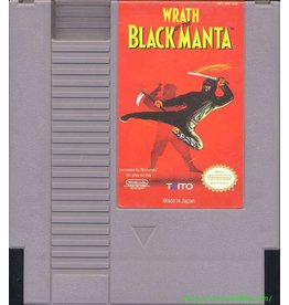 Wrath of the Black Manta (NES)