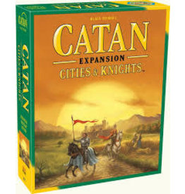 Catan: Cities & Knights Expansion Board Game