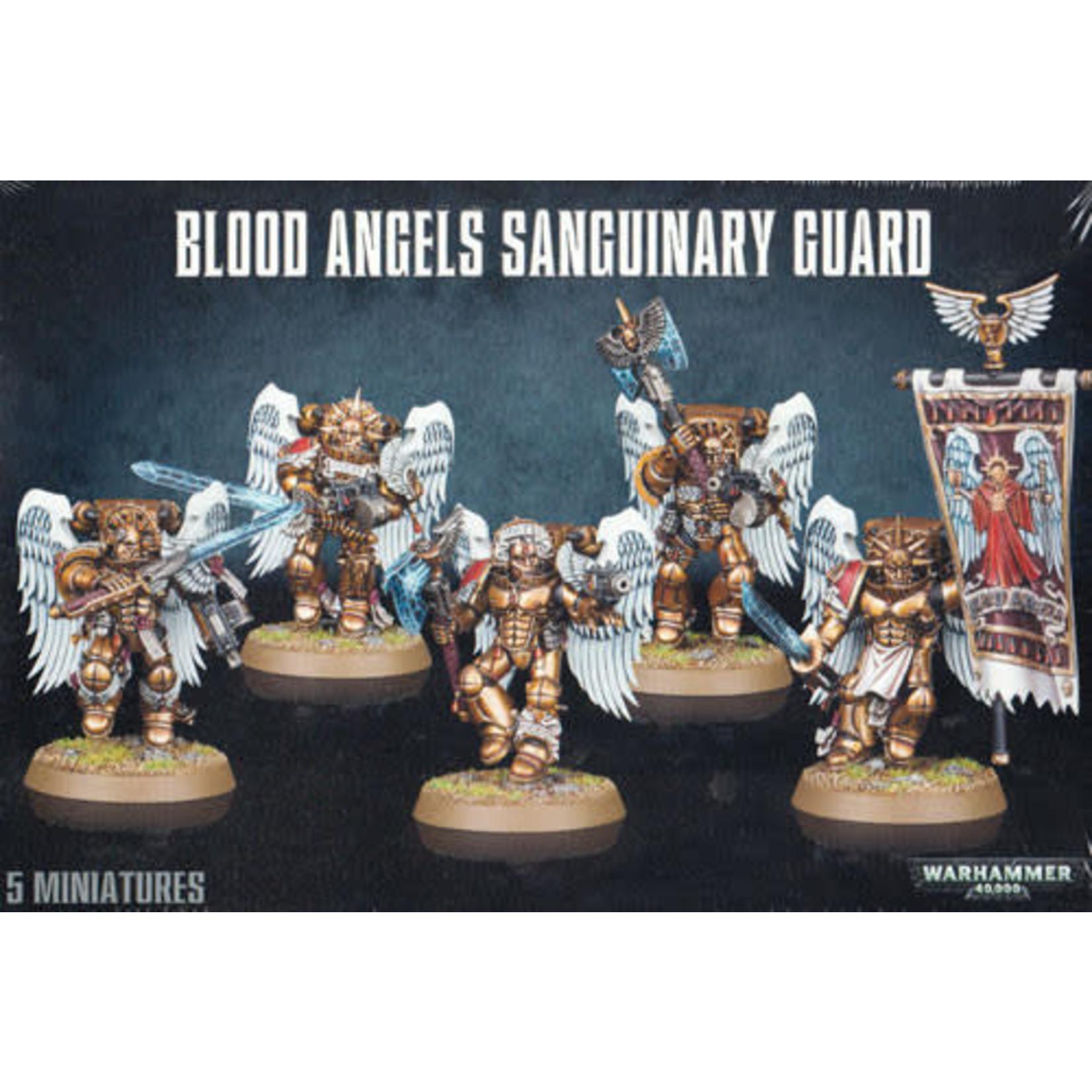 Blood Angel Sanguine Guard (40K)