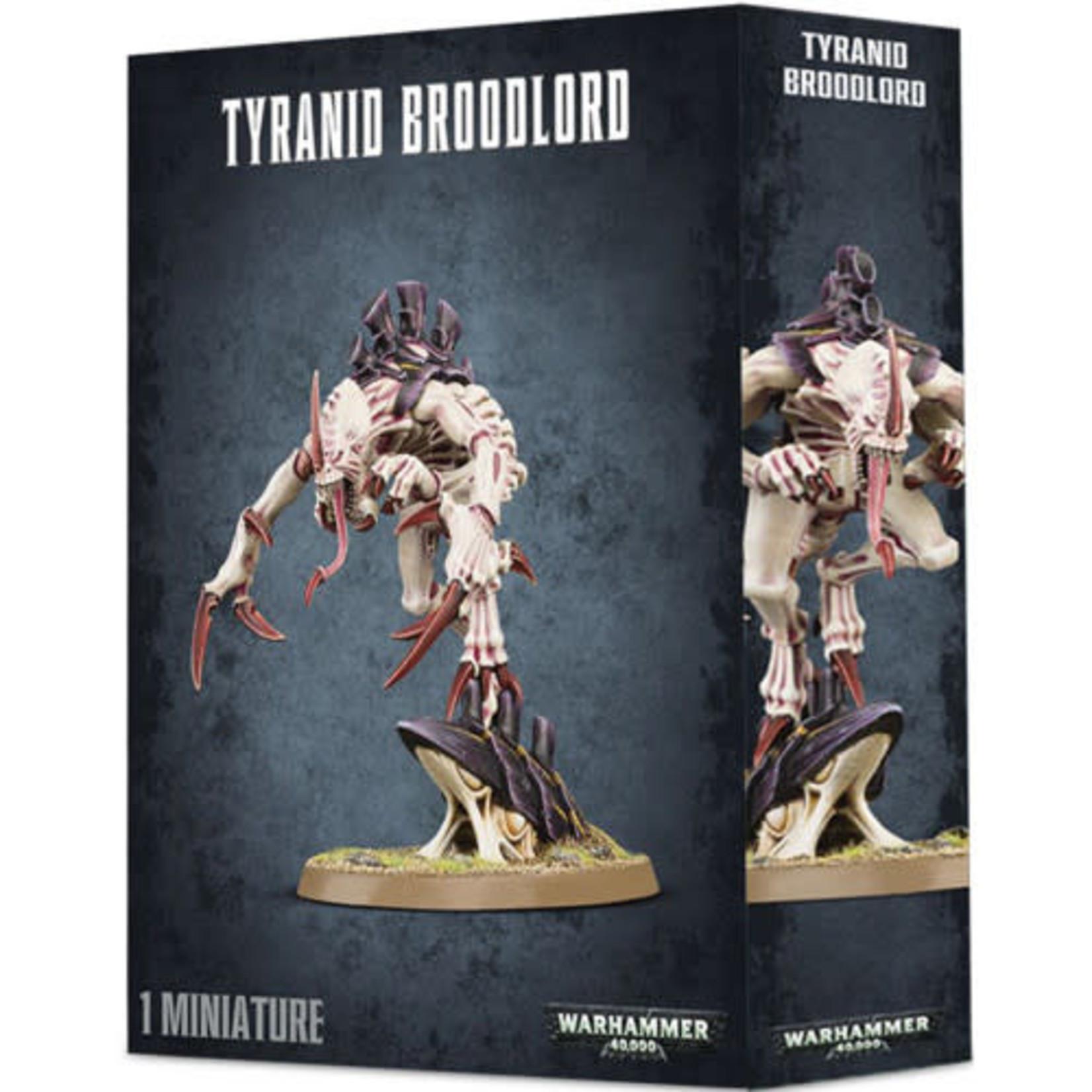 Tyranid Broodlord (40K)