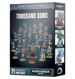 Start Collecting! Thousand Sons (40K)