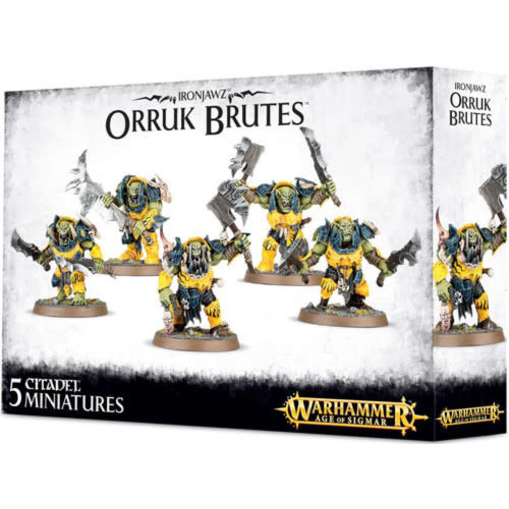 Ironjaws Brutes (AOS)