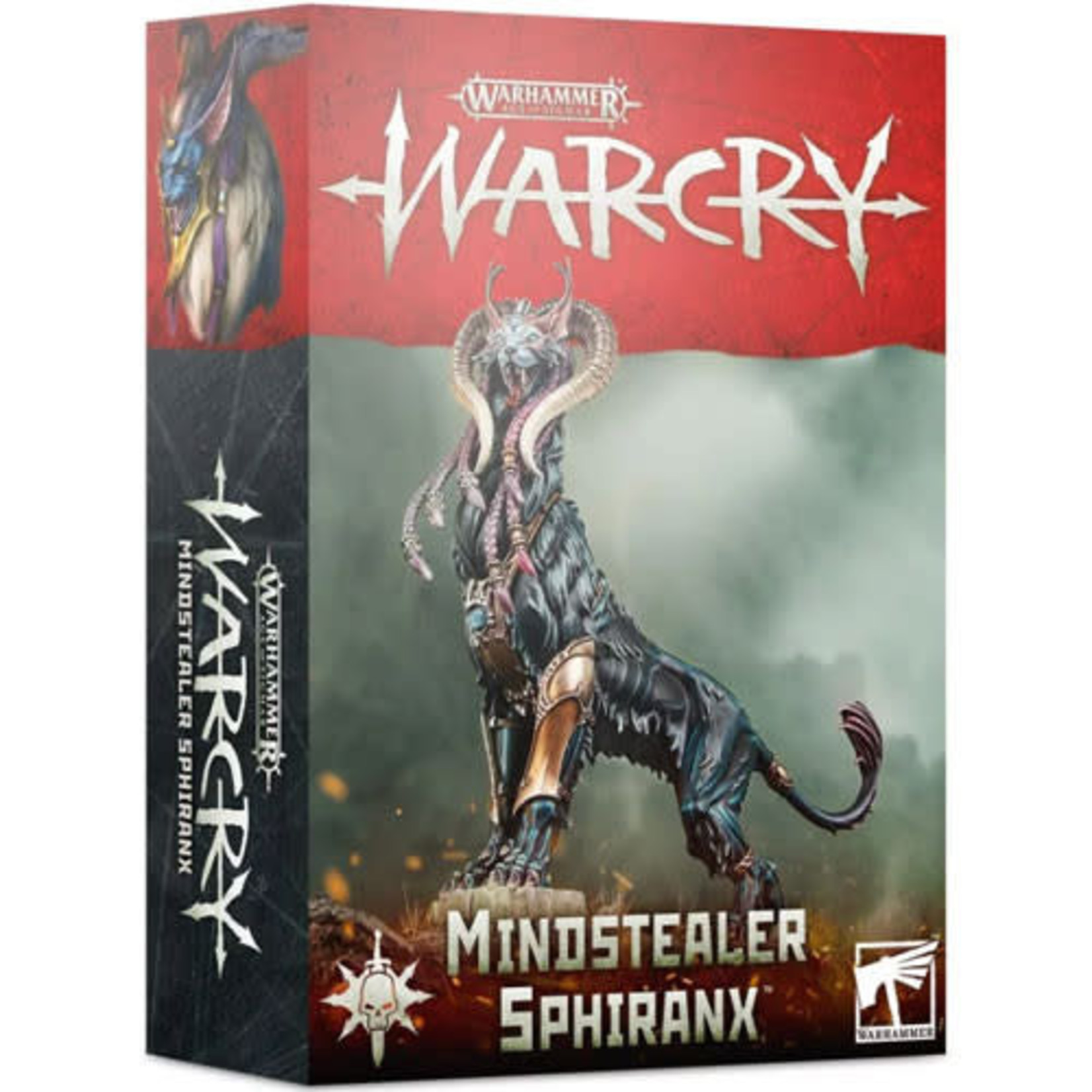 AoS Warcry MindStealer Sphiranx