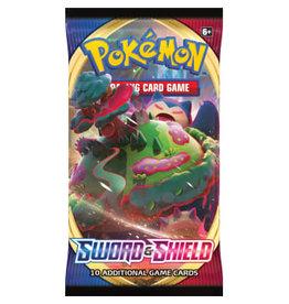 Pokémon Pokemon Sword and Shield Booster Pack