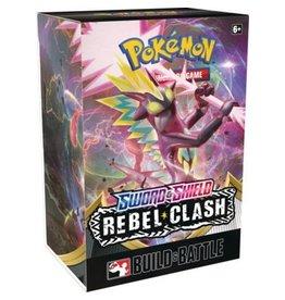 Pokemon Rebel Clash Build & Battle Kit