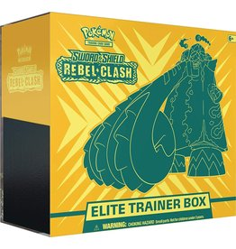 Pokémon Pokemon Rebel Clash Elite Trainer Box