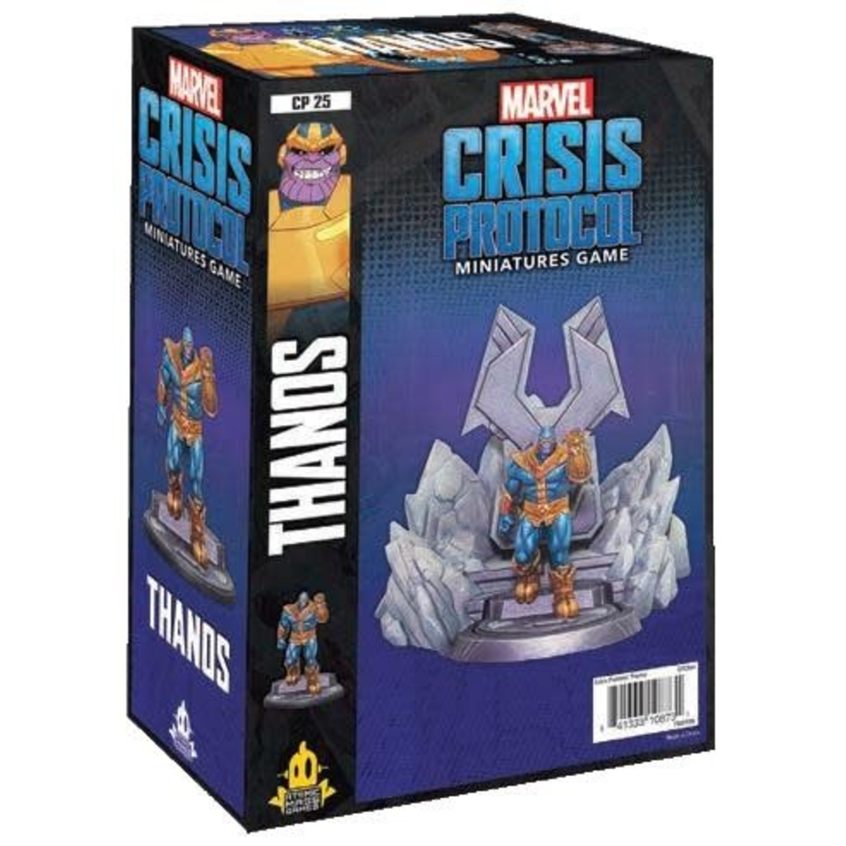 Asmodee Marvel Crisis Protocol - Thanos Expansion Pack