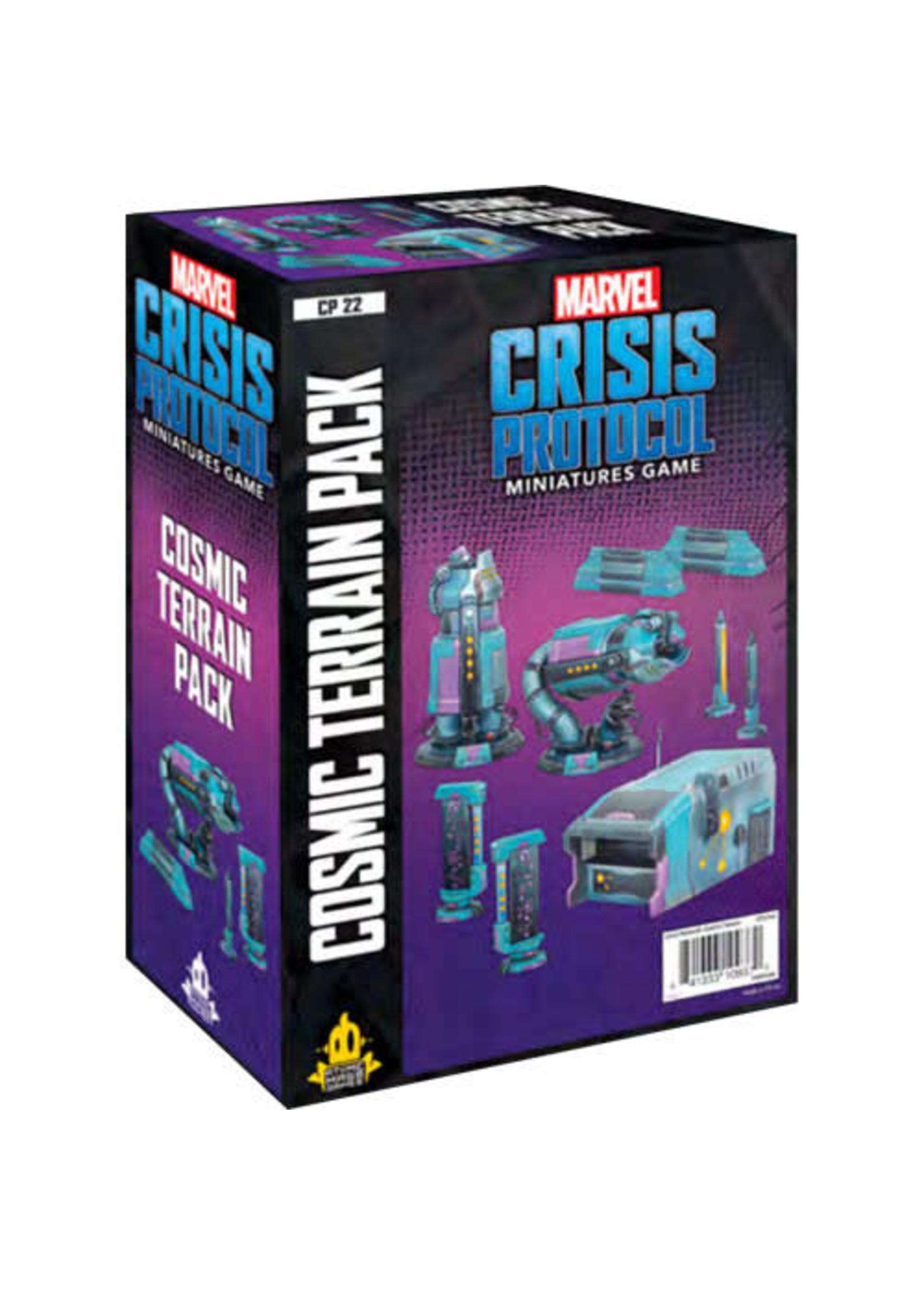 Asmodee Marvel Crisis Protocol - Cosmic Terrain Expansion